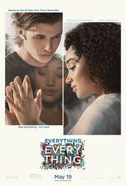 Everything, Everything (2017, Blu-Ray), elokuva