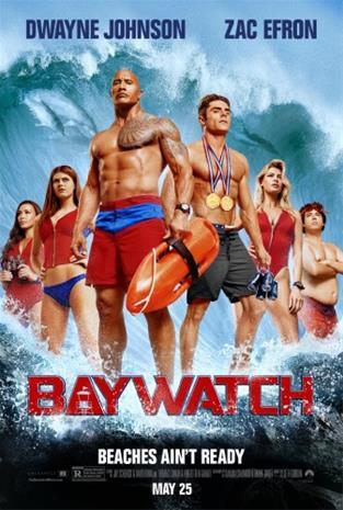 Baywatch (2017, Blu-Ray), elokuva