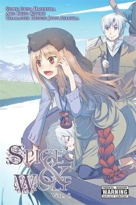 Spice and Wolf, Vol. 8 (Manga) (Isuna Hasekura), kirja