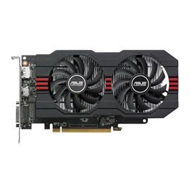 ASUS Radeon RX 560 OC 2 GB, PCI-E, näytönohjain
