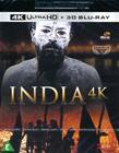 India 4K - Limited Edition (UHD Blu-Ray + 3D Blu-Ray), elokuva