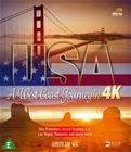 USA - A West Coast Journey (4k Blu-Ray), elokuva