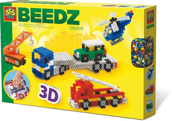 SES - Beedz - 3D vehicles (S06253)