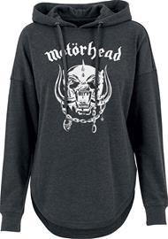 Motörhead England Naisten huppari musta