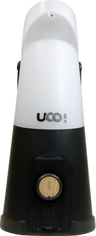 UCO Sitka Plus retkivalo , valkoinen/musta