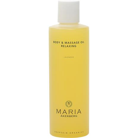 Maria Åkerberg Body & Massage Oil Relaxing - 250ml