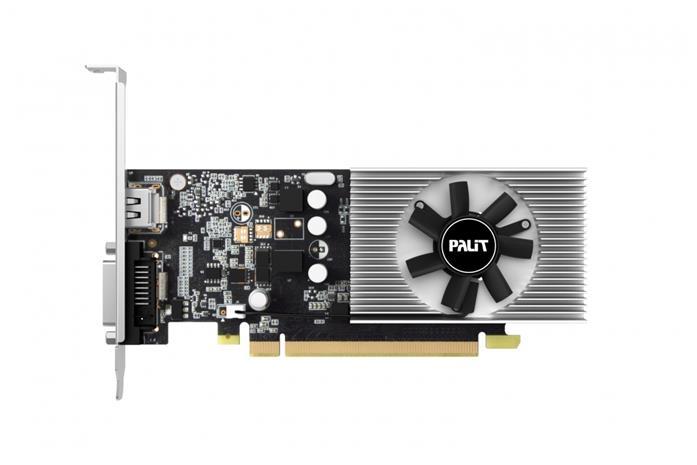 Palit GeForce GT 1030 2 GB, PCI-E, näytönohjain