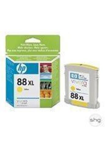 HP 88 Yellow, mustekasetti