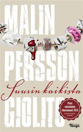 Suurin kaikista (Malin Persson Giolito Tarja Lipponen (käänt.)), kirja