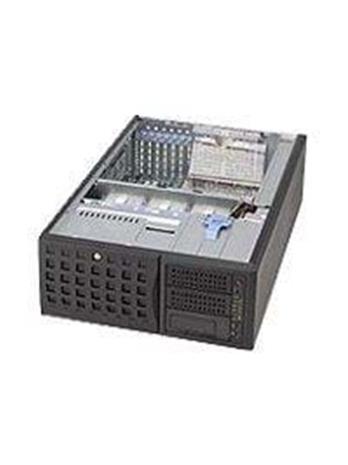 Supermicro SC745TQ-800, kotelo + 800W virtalähde