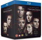 Vampyyripäiväkirjat (The Vampire Diaries): Kaudet 1-8 (Blu-Ray), TV-sarja