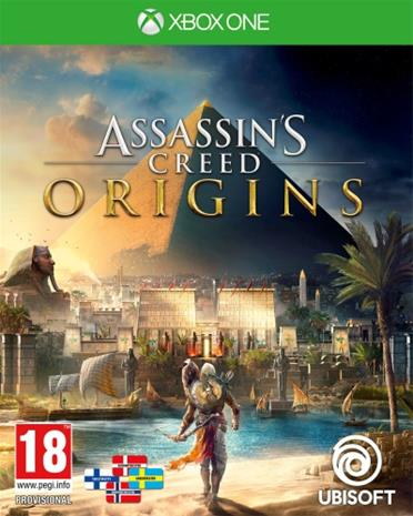 Assassin's Creed Origins, Xbox One -peli