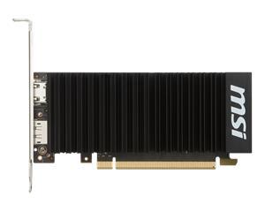 MSI GeForce GT 1030 2GH LP OC 2 GB, PCI-E, näytönohjain