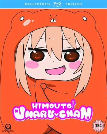 Himouto! Umaruchan: Kausi 1 (Blu-Ray + dvd, TV-sarja