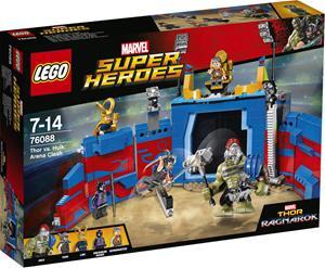 Lego Super Heroes 76088, Thor vastaan Hulk: taistelu areenalla