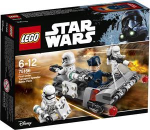 Lego Star Wars 75166, Ensimmäisen ritarikunnan kuljetuskiituri -taistelupaketti