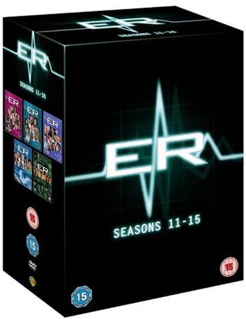Teho-osasto (ER): kaudet 11-15, TV-sarja
