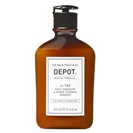 Depot - No.102 Anti-Dandruff & Sebum Control 250 ml