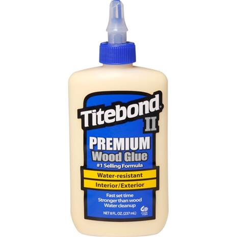 Titebond II Premium; 237 ml