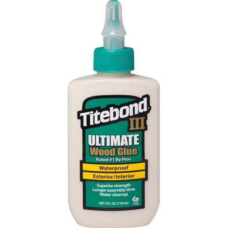 Titebond III Ultimate; 118 ml