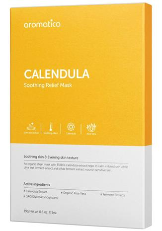 Aromatica Calendula Soothing Relief Mask (1St)
