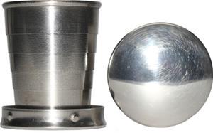 MIZU Shot Glass juomapullo , hopea