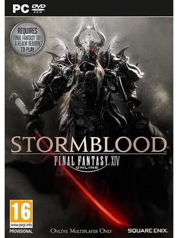 Final Fantasy XIV: Stormblood, PC-peli