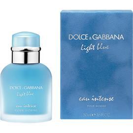Dolce & Gabbana Light Blue Eau Intense Pour Homme - EdP 50ml