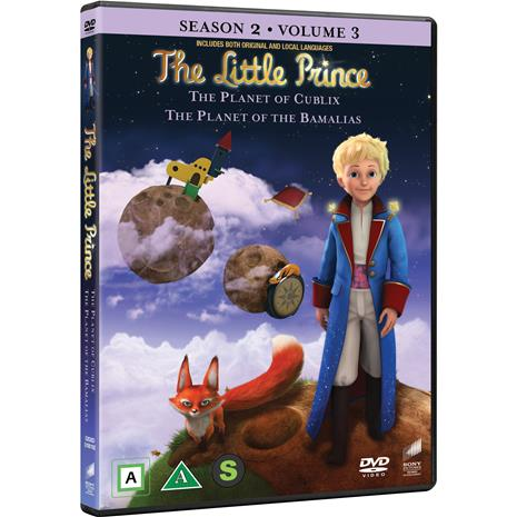 The Little Prince Kausi 2: Vol. 3, TV-sarja