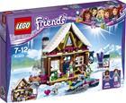 Lego Friends 41323, Laskettelukeskuksen lomamökki