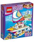 Lego Friends 41317, Aurinkokatamaraani