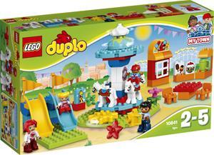 Lego Duplo 10841, Hauska perhetivoli