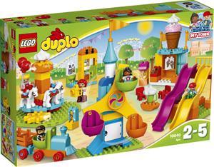 Lego Duplo 10840, Iso tivoli