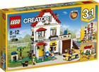 Lego Creator 31069, Perheen moduuliomakotitalo