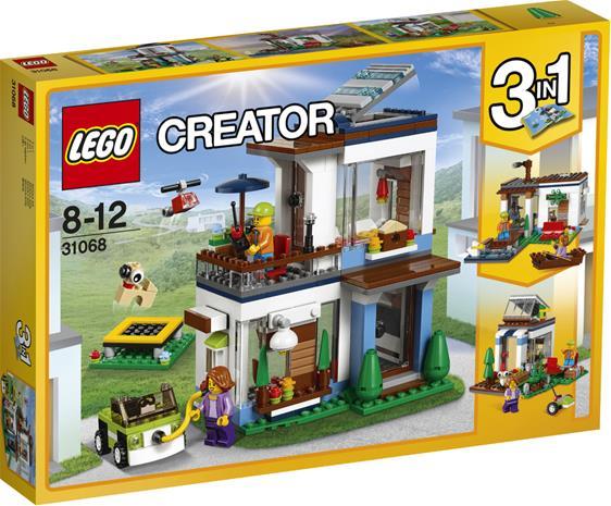 Lego Creator 31068, Perheen moduuliomakotitalo