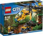 Lego City 60158, Viidakon rahtihelikopteri