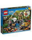 Lego City 60161, Viidakon tutkimuspaikka