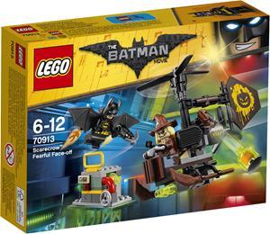 Lego Batman 70913, Linnunpelätin ja pelottava yhteenotto