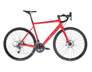 ROSE PRO SL DISC-4400 HYDRAULIC mandarin-red 61cm