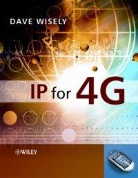 IP for 4G (David Wisely), kirja