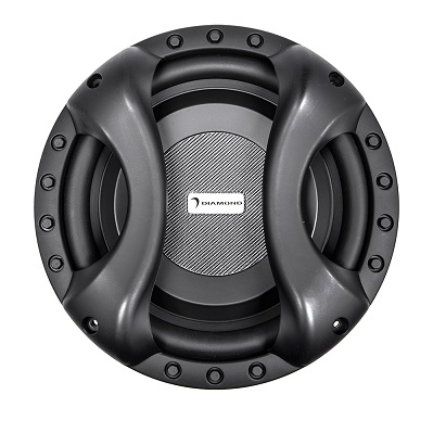 "DIAMOND DS102 SHALLOW 10"" SUBWOOFER"