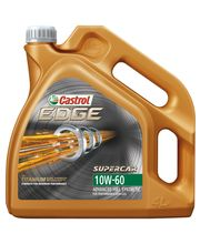 Castrol Edge Supercar 10W-60 4 l moottoriöljy