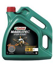 Castrol Magnatec Stop-start 5W-30 A5 4 l moottoriöljy