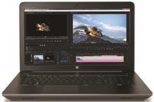 """HP ZBook 17 G4 Y6K23EA#AK8 (Core i7-7700HQ, 8 GB, 256 GB SSD, 15,6"""", Win 10 Pro), kannettava tietokone"""