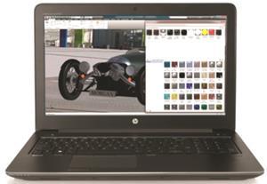 """HP ZBook 17 G4 Y6K29EA#AK8 (Core i7-7820HQ, 16 GB, 512 GB SSD, 15,6"""", Win 10 Pro), kannettava tietokone"""