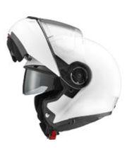 Schuberth C3 Basic valkoinen avattava kypärä