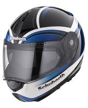 Schuberth C3 Pro Intensity sininen avattava kypärä