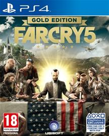 Far Cry 5 - Gold Edition, PS4-peli
