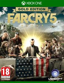 Far Cry 5 - Gold Edition, Xbox One -peli