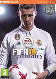 FIFA 18, PC-peli